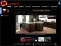 Luxum - wyposażenie wnętrz na wymiar z nowoczesnych materiałów, wanny, brodziki, Corian